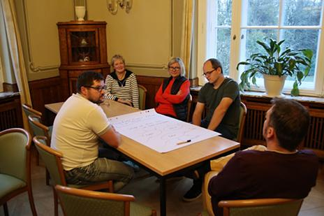Workshops am Nachmittag